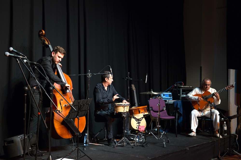 Frankston Concert Flamenco Guitar