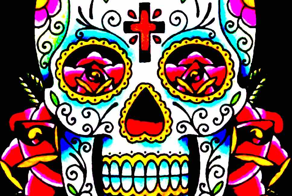 Melbourne events Day of the Dead