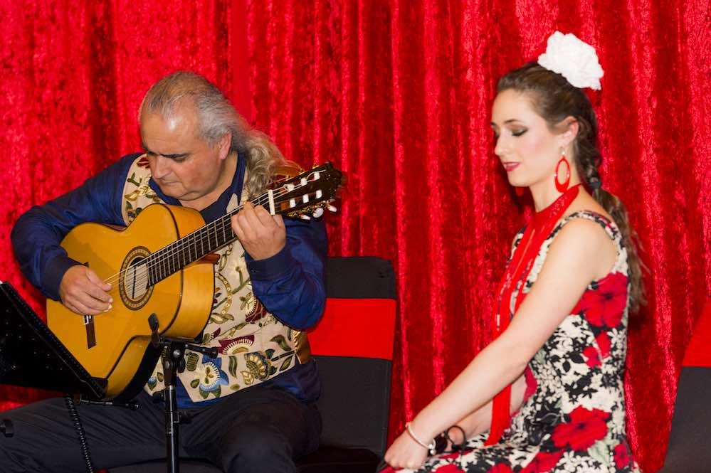 Melbourne Flamenco Dancer
