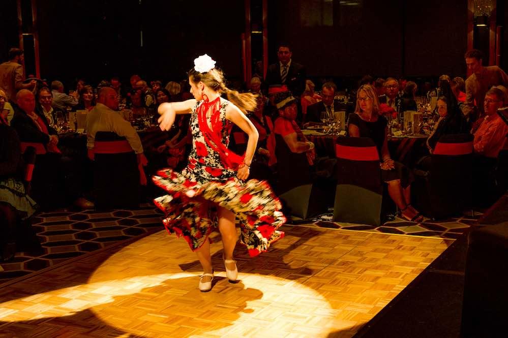 Melbourne Flamenco Dancer RACV Awards