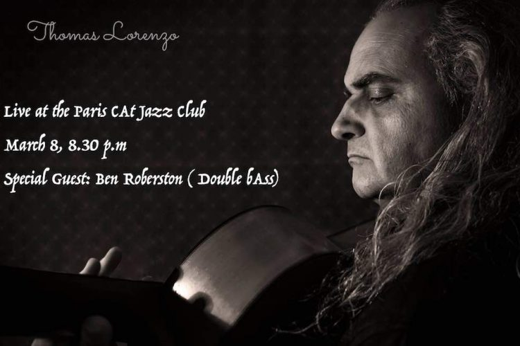 Live At The Paris Cat Jazz Club Thomas Lorenzo