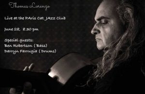 Melbourne Jazz Guitar Concerts