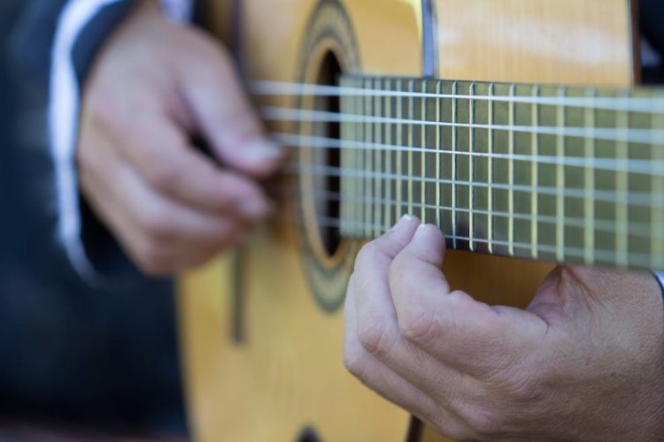 Flamenco Latin Guitar Party Mix
