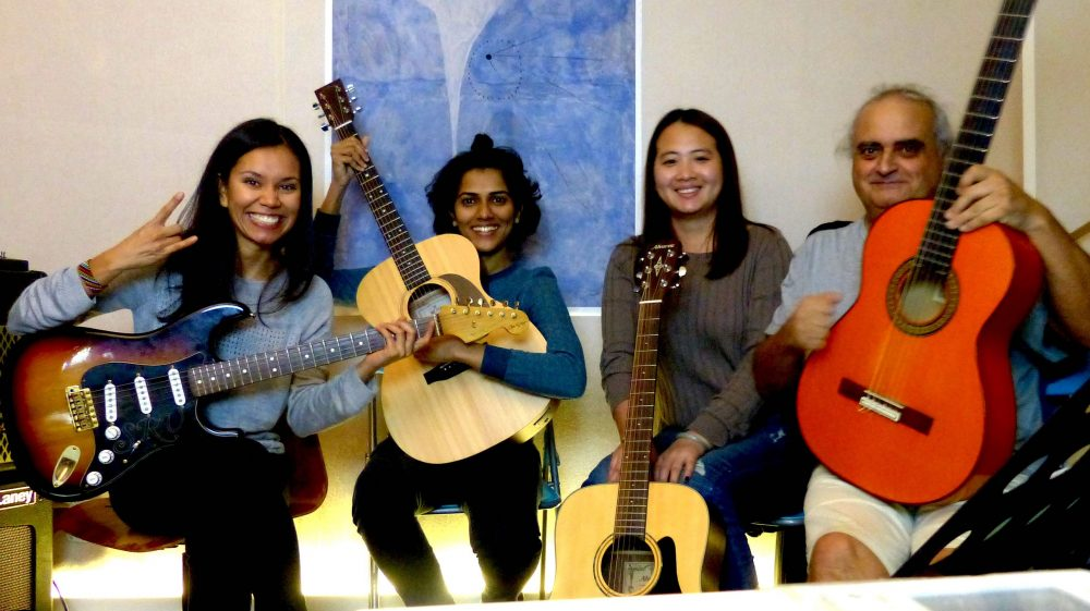 Guitar Lessons Melbourne