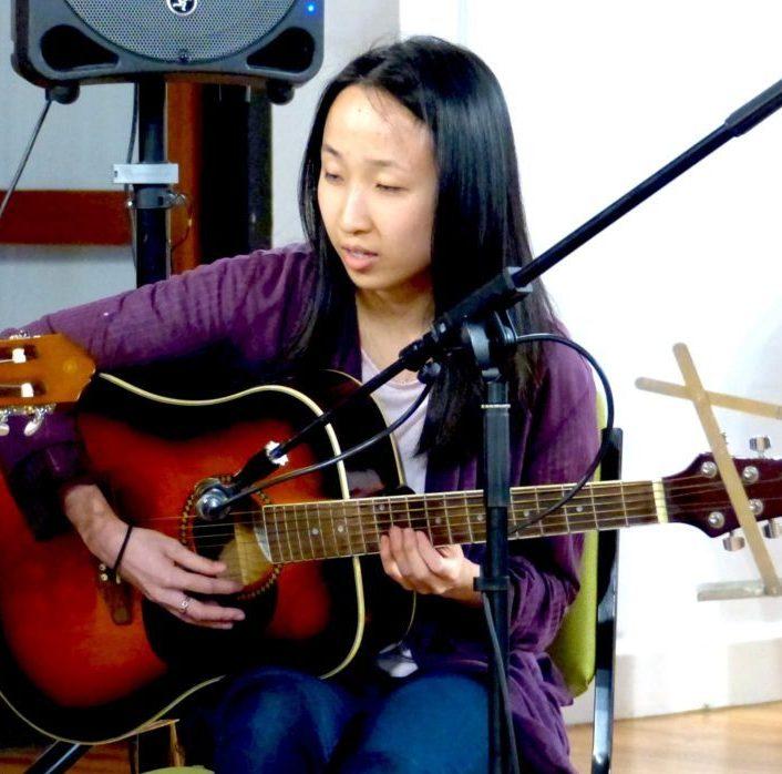 Guitar lessons Melbourne fingerpicking