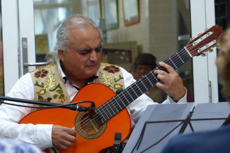 Live Flamenco Spanish Guitar Music In Melbourne LA Guajira
