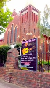 Armadale Concert Insights  October 23 2015  7 p.m  Street view