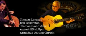 Armadale Concert Insights  September 23 2015  7 p.m  Poster