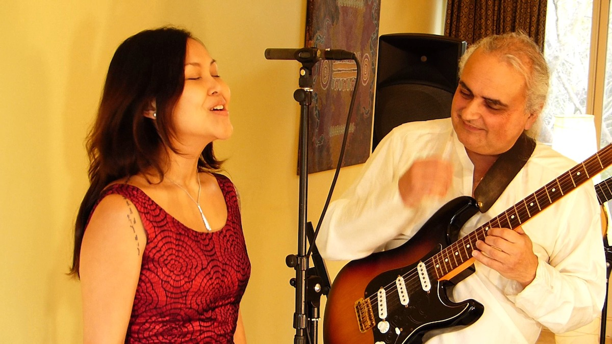 Melbourne Acoustic Duo | Songful | Jazz Pop