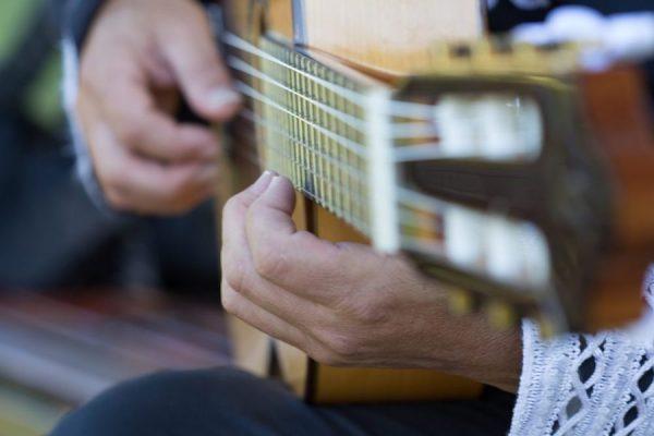 Hire Entertainment Melbourne Flamenco Latin Guitar