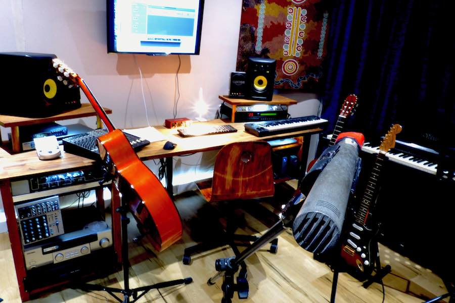 My Guitar Recording Studio
