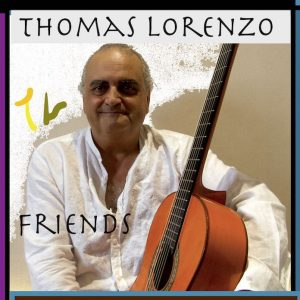 Friends Flamenco Guitar Buleria al Golpe