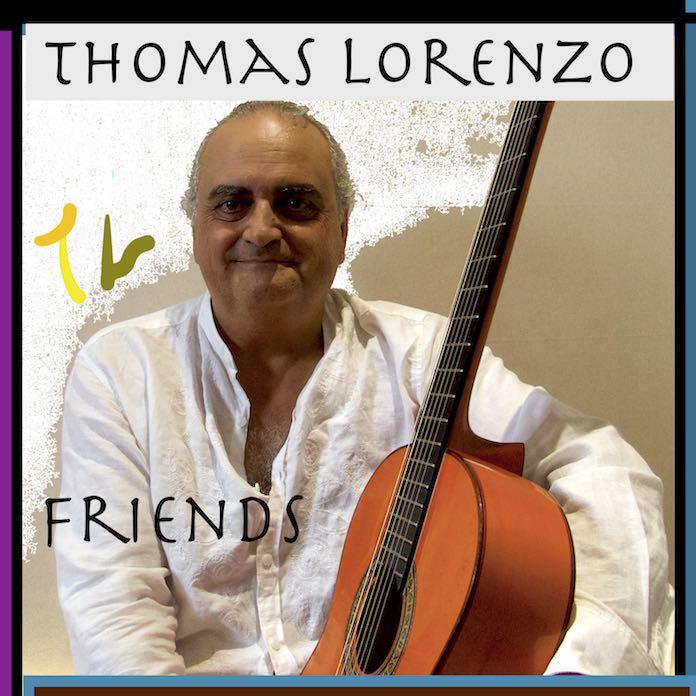 Friends Flamenco Guitar Buleria al Golpe