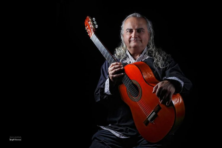 Thomas Lorenzo The Flamenco Guitar Celebration Tour