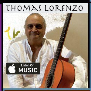 Thomas Lorenzo Wedding Music Flamenco Spanish Guitar Music