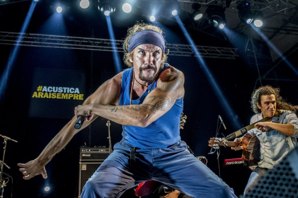 Macaco live in Concert