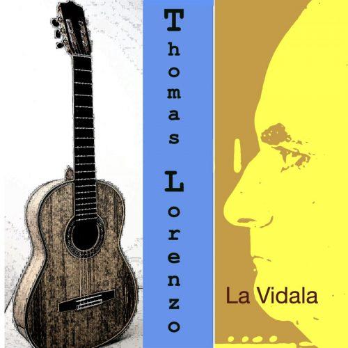La Vidala, Flamenco Guitar, 2020 Release, TL Productions