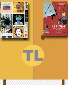 TL Music Label and catalogue by thomas lorenzo