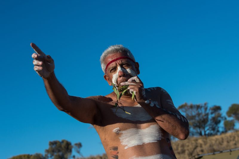 Wayne Thorpe Aboriginal GunaiKurnai Elder