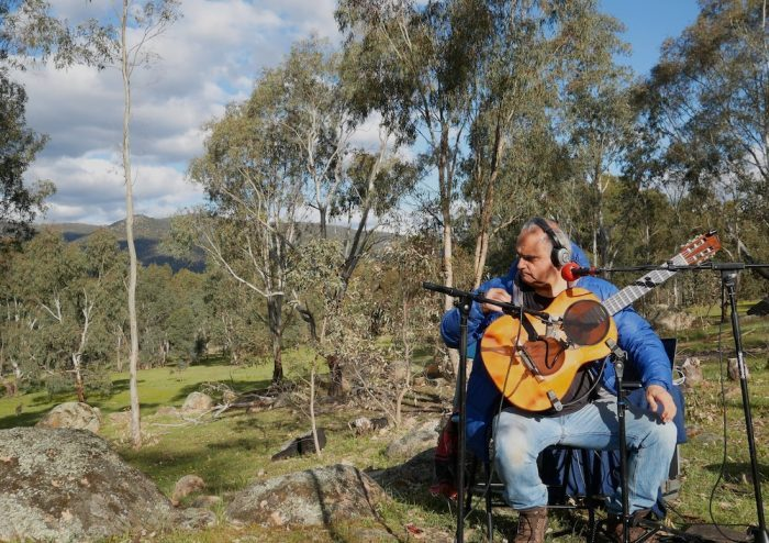 Thomas Lorenzo Guitar An Aboriginal Dreamtime Story